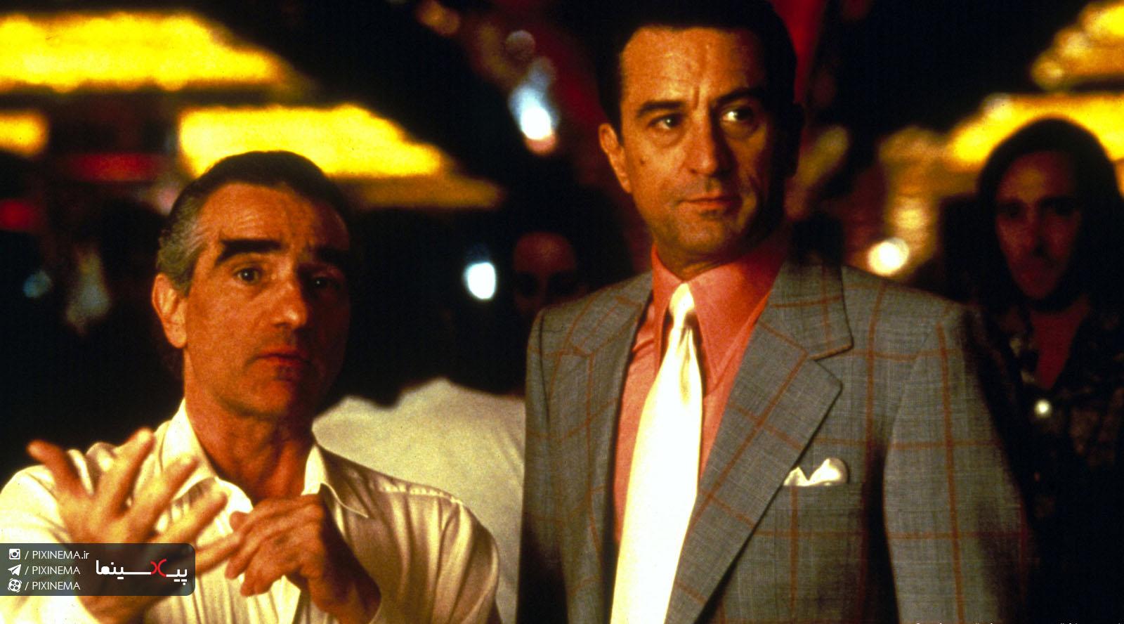 تمام لباس هایی که رابرت دنیرو در فیلم کازینو پوشید