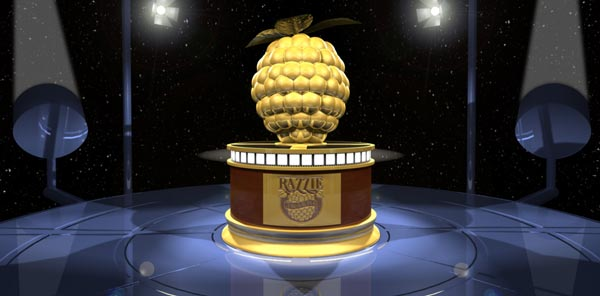جوایز تمشک طلایی ۲۰۱۸