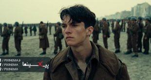 فیلم دانکرک : سکانس ابتدایی ٬ موج شکن