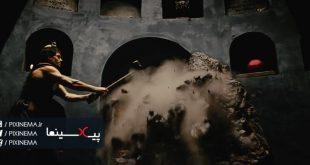 سکانس نبرد برای کمان در فیلم فناناپذیران(Immortals,2011)