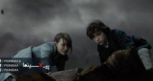 سکانس نجات از خانه ویران عمه جوزفین در فیلم سرگذشت ناگوار، داستانهای لمونی اسنیکت(Lemony Snicket's A Series of Unfortunate Events)