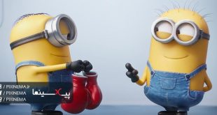 انیمیشن کوتاه مینیونها: رقابت(Minions: Competition,2015)