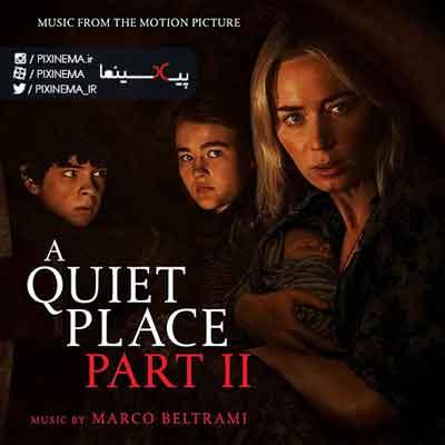موسیقی متن فیلم یک مکان ساکت: بخش ۲