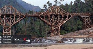سکانس آهنگ معروف فیلم پل رودخانه کوای(The Bridge on the River Kwai,1957)
