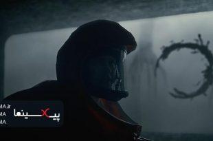 سکانس اولین مکالمه در فیلم ورود(Arrival,2016)