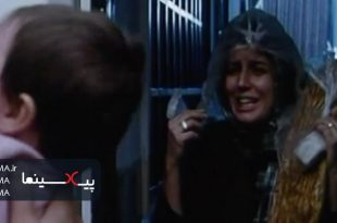 سکانس گریه شکوه بخاطر نسیه گرفتن ایرج از نانوایی در فیلم بی پولی(۱۳۸۸)