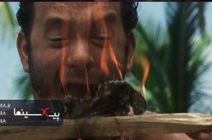 سکانس درست کردن آتش در فیلم دورافتاده(Cast Away,2000)