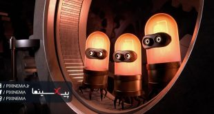انیمیشن کوتاه چرخ های ساعت(2016)