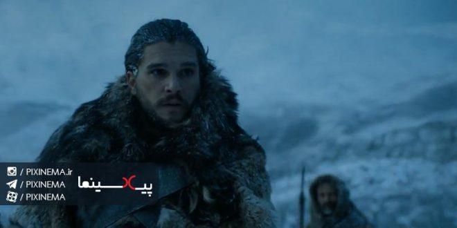 تریلر دوم فصل هفتم سریال بازی تاج و تخت(Game of Thrones,2017)