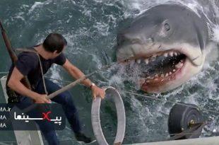 سکانس شکست کوسه در فیلم آرواره ها(Jaws,1975)