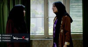 سکانس بحث محدثه با مادر در فیلم کوچه بینام