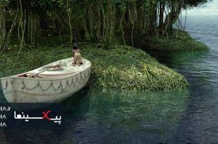سکانس جزیره در فیلم زندگی پی(Life of Pi,2012)