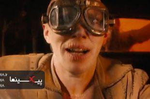 سکانس ورود به طوفان در فیلم مکس دیوانه:جاده خشم(Mad Max fury road,2016)