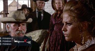 سکانس مزایده زمین در فیلم روزی روزگاری در غرب(Once Upon a Time in the West,1968)
