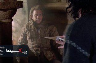 سکانس نبرد با داروغه ناتینگهام در فیلم رابین هود: شاهزاده دزدان(Robin Hood: Prince of Thieves,1991)