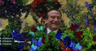 سکانس رویای نقاشی در فیلم چه رؤیاهایی که میآیند(What Dreams May Come,1998)