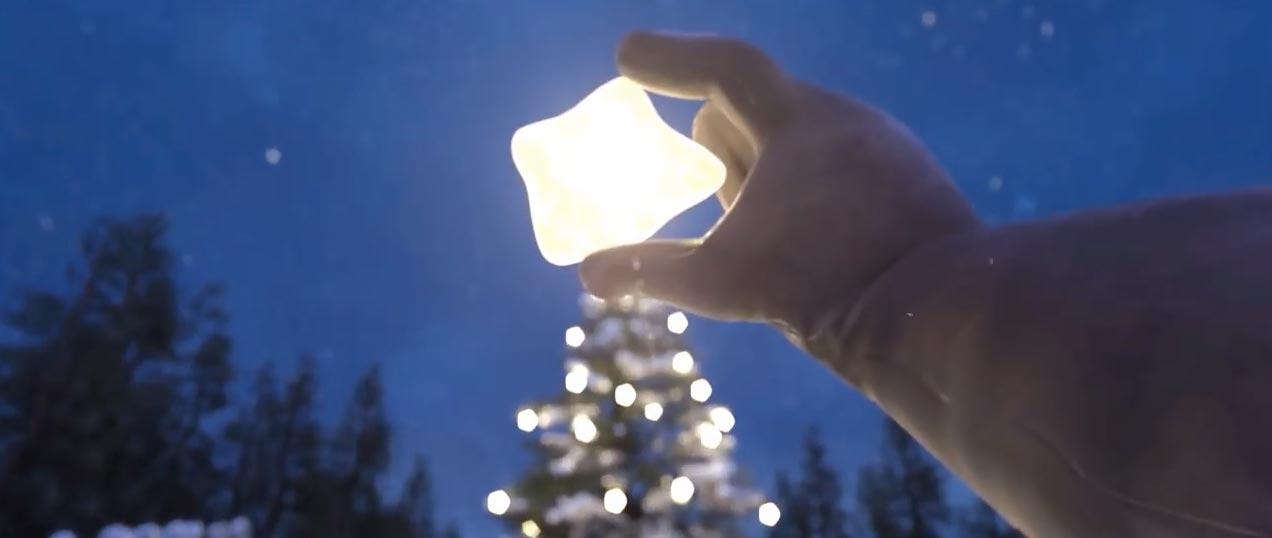 انیمیشن کوتاه ستاره کریسمس