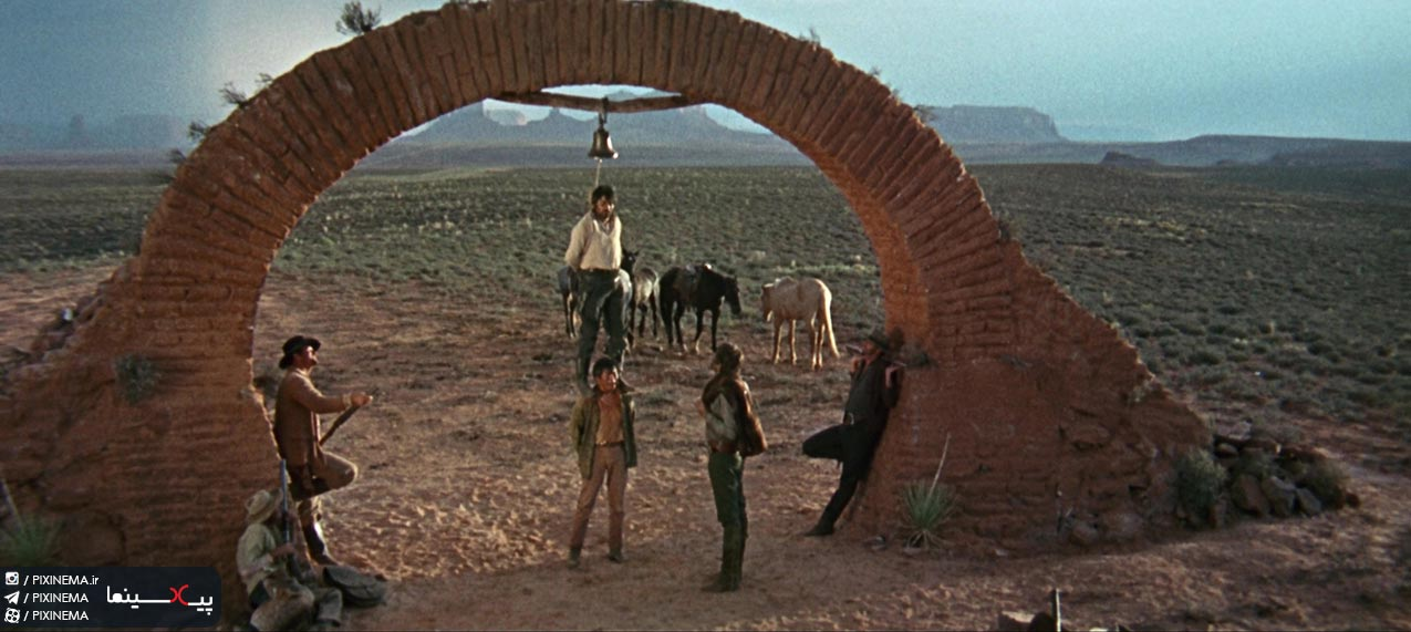 فیلم روزی روزگاری در غرب(Once Upon a Time in the West,1968)