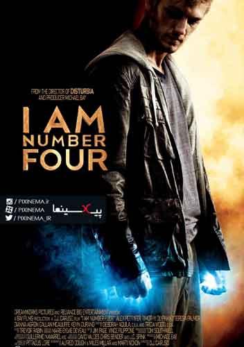 فیلم من شماره چهار هستم