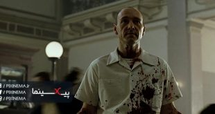 سکانس فیلم هفت: آمدن قاتل به اداره پلیس(Se7en,1995)