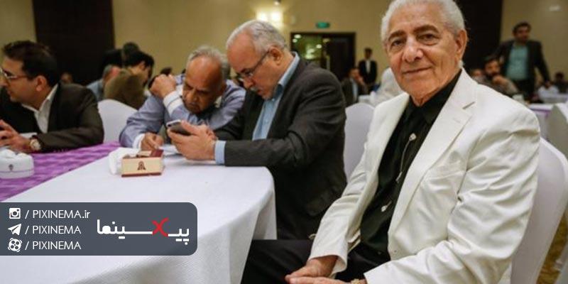 محمد زرین دست، کارگردان و تهیهکننده ایرانی سینما درگذشت